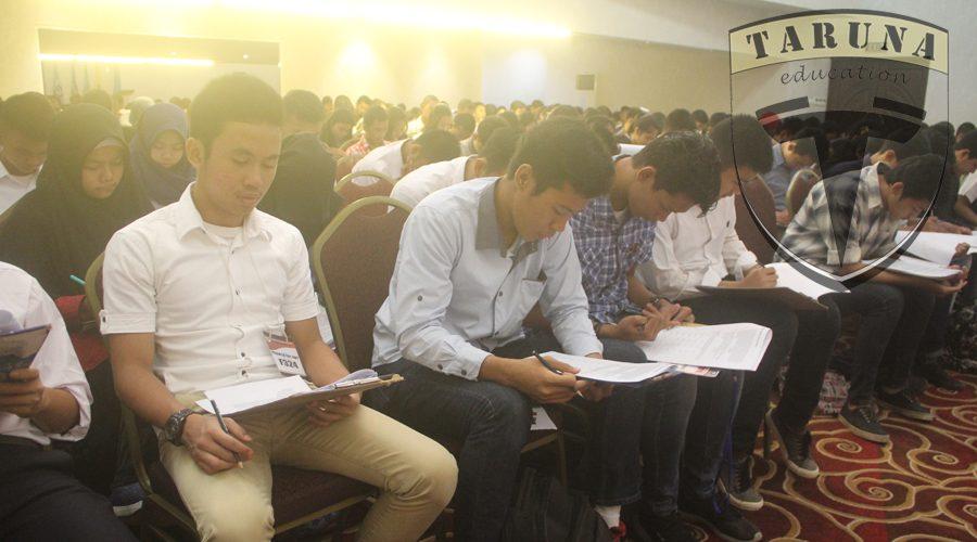 Acara Try Out Seleksi Masuk Akpol Akmil 2017 Berjalan Sukses