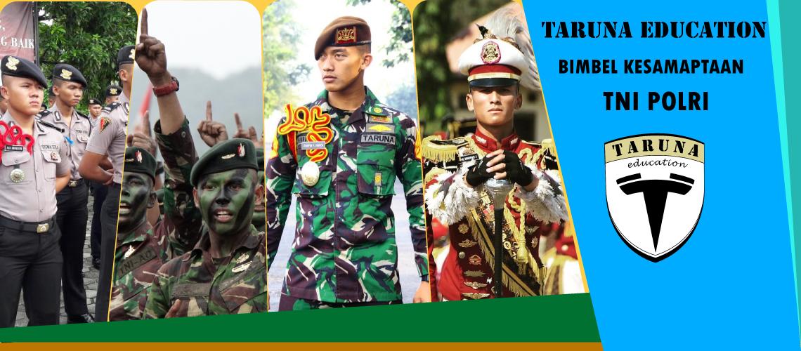 Bimbel Kesamaptaan TNI POLRI