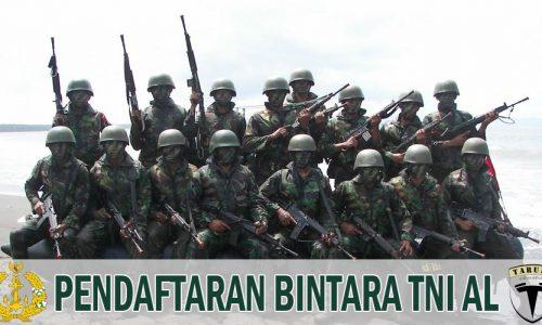 Syarat Pendaftaran Bintara TNI Angakatan Laut