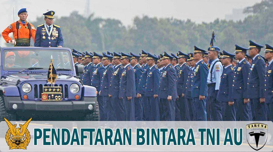 Syarat Pendaftaran Bintara TNI Angkatan Udara
