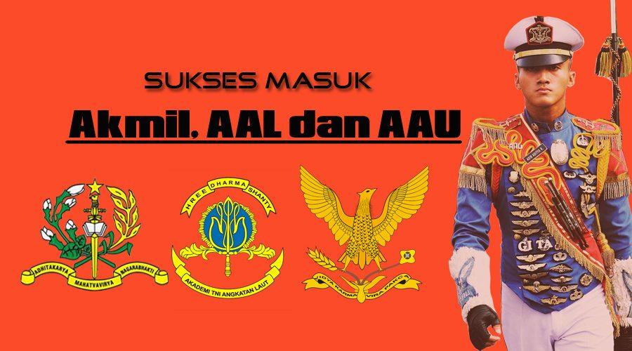 Bimbel Akmil, AAL dan AAU Terpercaya dan Berpengalaman
