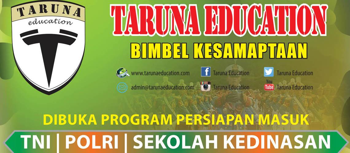 Program Persiapan Seleksi Masuk TNI Polri dan Sekolah Kedinasan | Taruna Education