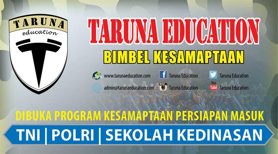 Bimbel Polri TNI dan Sekolah Kedinasan Program Kesamaptaan