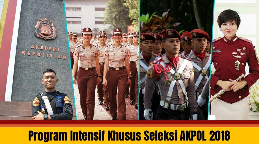 Program Intensif Khusus Seleksi AKPOL 2018