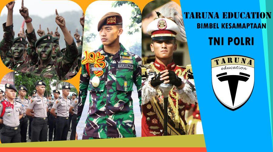 Taruna Education Bimbel Kesemaptaan TNI Polri