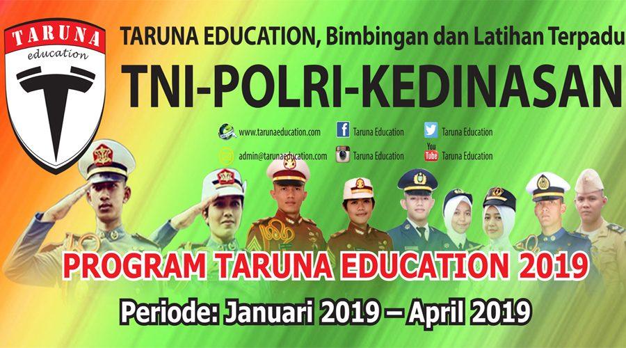 Bimbel Polri TNI dan Kedinasan Persiapan Seleksi 2019