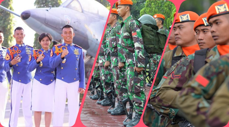 Jadwal Rekrutmen TNI AU 2019 Taruna AAU, PaPK, Bintara dan Tamtama