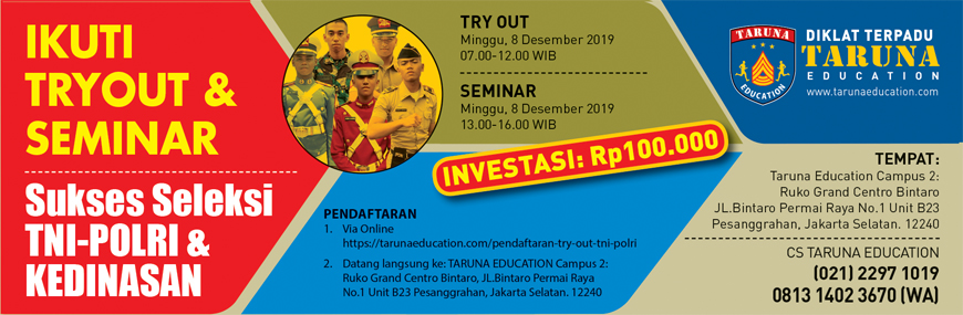 try out, try out tni polri, try out online, tes tni polri, tes masuk tni, tes masuk polri, seleksi masuk tni polri, seleksi masuk tni, seleksi masuk polri, psikotes polri, psikotes tni, tes psikologi tni, tes psikologi polri,